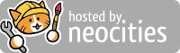 Hosted by Neocities